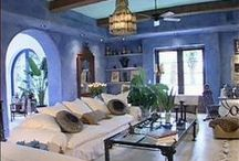 Shades of Blue / All things that radiate that exquisite color, blue. Blue in all it's hues.