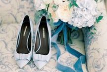 Blue Weddings / by Fairy Godmother A Wedding & Event Co