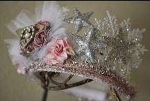 Creative: Crown & Tiara DIY Crafts / Tutorials and DIYs for making whimsical, elegant and handmade crowns and tiaras