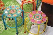 Crotchet inspiration / Crochet inspiration for your Craft Club activities