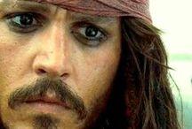 Pirates of the Caribbean / Nástěnka se týká nejlepšího scifi filmu na světě - PIRÁTI Z KARIBIKU.
