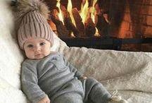 Hygge baby - cosy scandi style