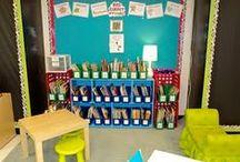 Classroom Storage / Storage Ideas for the classroom