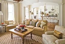 Living Room / by Nollene