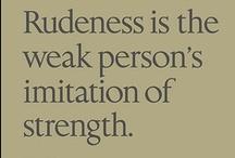 Noteworthy Quotes