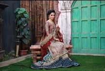 Wedding Lehengas & Dresses ❤ / Wedding gown and Indian bridal lehenga inspiration and stunning photos from real brides and the runway.
