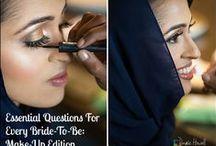 Makeup, Beauty & Hair Tips / Bridal, wedding and everyday makeup ideas.