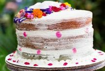 The Cake Lover / Tiered cakes, fondant cakes, naked cakes, bundt cakes, rolled cakes, opulent cakes, this is for the cake lovers!