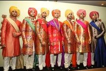 Men's Wedding Fashion / From Indian sherwanis to western tuxes and suits, men deserve to be all decked out on their wedding day too! / by The Big Fat Indian Wedding®
