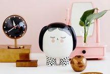 LIFESTYLE // Pretty stuff / Kitchenware, jewelery, gadgets, fashion, accessories, home decoration and more stuff I find pretty. :) / by Nicole Bauer