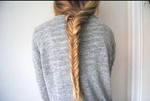 beauty + hair + tats