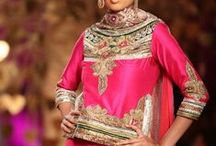 Colors - Pretty in Pink / by The Big Fat Indian Wedding®
