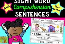 Sight Word Resources