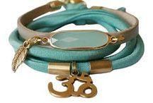 Bracelets / Beautiful handmade bracelets. Customize it & design it yourself.