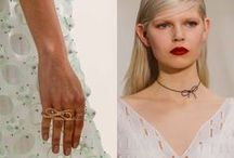 Catwalk Jewelry / Catwalk jewels: always a great source of inspiration