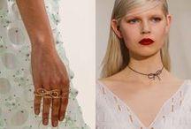 Catwalk Jewelry / Catwalk jewels: always a great source of inspiration