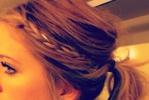 This is what I call hair style <3 / Hairstyle!