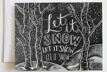 Christmas decor / by Kayla Holmstrom