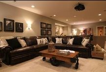 Basement Ideas  / by Rhonda White