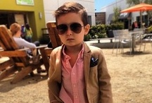 Toddler Coolness