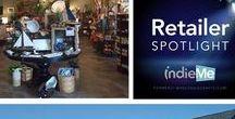 Retailer Spotlights, Artist Spotlights & Weekly Updates