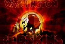 Washington Redskins  / by Lori C