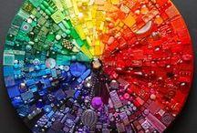Colour Inspiration / by Sue McRae