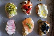 Appetizers and Party Food / Appetizers and tapas, food that would be fun to serve at a party