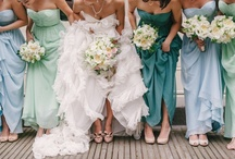 bridesmaids / by Jessica Day