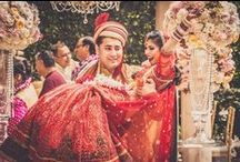 The Big Fat Indian Wedding / South Asian weddings make us fall in love over and over again.