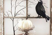 Halloween Decorations / by Kayla Holmstrom
