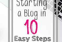 BLOGGING TIPS & TRICKS / Awesome blog ideas for all the bloggers out there. Tips on blog growth, social media growth, different designs and fonts, and the tricks and trades of the blogging world.