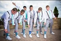 Dashing Groomsmen / by The Big Fat Indian Wedding®