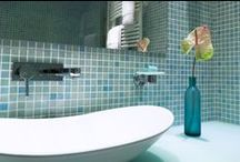 INTERIOR DESIGN | Bathroom / Beautiful bathroom designs and accessories for such spaces