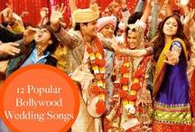 Wedding Songs: Bollywood to Hollywood / From Balle Balle to Gagnam Style, here's your collection of fun, dance friendly wedding music for Indian and fusion weddings. / by The Big Fat Indian Wedding®
