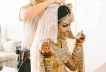 Wedding Trains & Veils / by The Big Fat Indian Wedding®