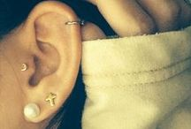 Pierced Earrings