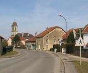 Villages et communes de Haute-Saône