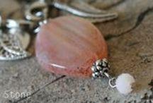 Precious stone / Beautiful handmade jewelry with precious stone.