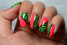 My Nail Designs :) / Wanna see more? Visit my blog:  http://theadorablebeautyblog.blogspot.de/