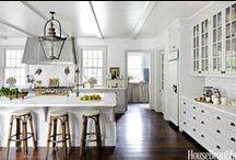 Interior - kitchen / by Stacey Oldweiler