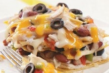 Main Dishes / by Ralene Gerrard Bills