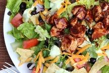 Salads / by Ralene Gerrard Bills