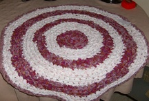 crochet / Just old sheet and a little time. / by Mable Kropog