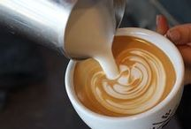 coffee, cafés, & bicycles