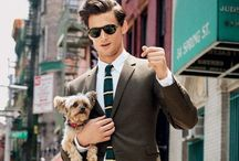 Fashionist / This board is dedicated to the looks/clothes I approve for both men and women.  / by Bernard Lee