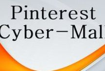 "Pinterest Cyber-Mall - Group Board / ►►►►For an invite to the board email us at: pinterest.cyber.mall@gmail.com with ""invite"" in the subject line.   Welcome to Pinterest Cyber-Mall group board, a place for small business entrepreneurs to promote their products and services as well as a resource for people who love to shop! Post responsively - no spam/suggestive/excessive/nudity or repetitive posts or you will be removed from the board.   / by A Place To Share"