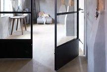 Home: Room divider