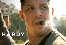 Tom Hardy ♥ / He's beautiful, charming and a brilliant actor ... he deserves his own board :)