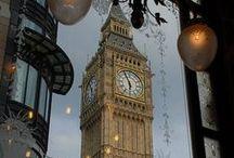 London Calling / by Nikki Sunday